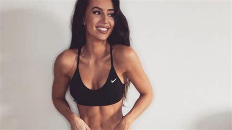 sanna maria seilamo reveals  strength training helped