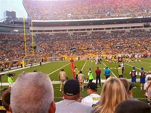 Heinz Field  Section 131  Home Of Pittsburgh Steelers  Pittsburgh Panthers