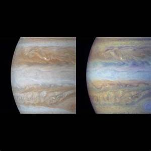 WTP: Jupiter: Jupiter in True and False Color
