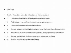 Customer Ordering System