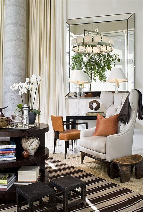 Not sure how to spice up your living room walls? Some Living Room Wall Decor Mirrors Ideas (21 photo) - Interior Design Inspirations