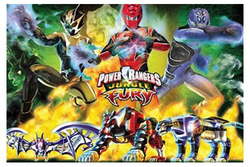Free Power rangers jungle fury wallpapers free download