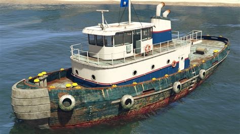 Gta 5 Big Boat by Tug Gta Wiki Fandom Powered By Wikia