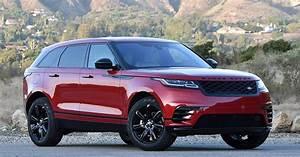 The Spousal Report  2018 Land Rover Range Rover Velar