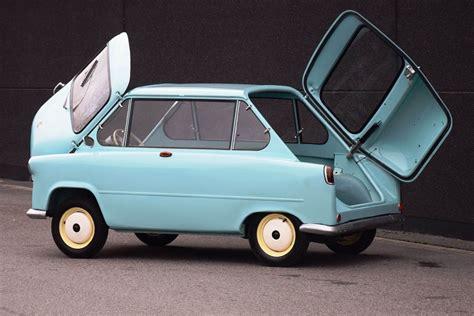 Rare 1958 Zundapp Janus Microcar For Sale