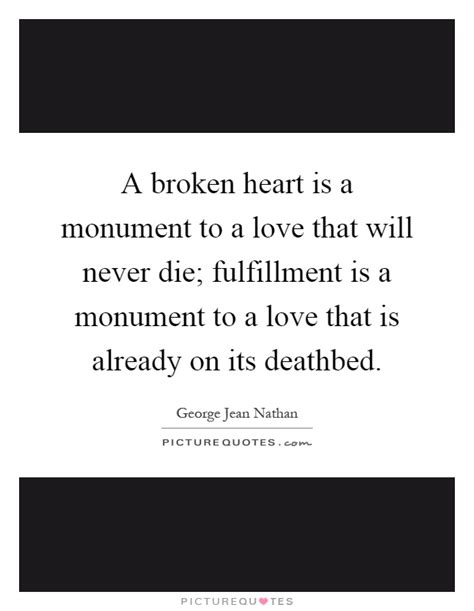 Die From A Broken Heart Quotes