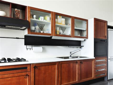 Low Cost Kitchen Cabinets by 8 Low Cost Ideas To Update Your Kitchen Cabinets Boldsky
