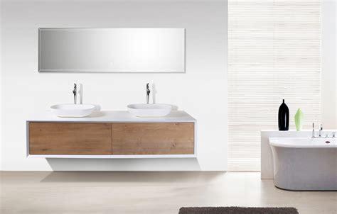 bernstein bad shop badm 246 bel 180 cm eiche led spiegel aufsatzwaschbecken