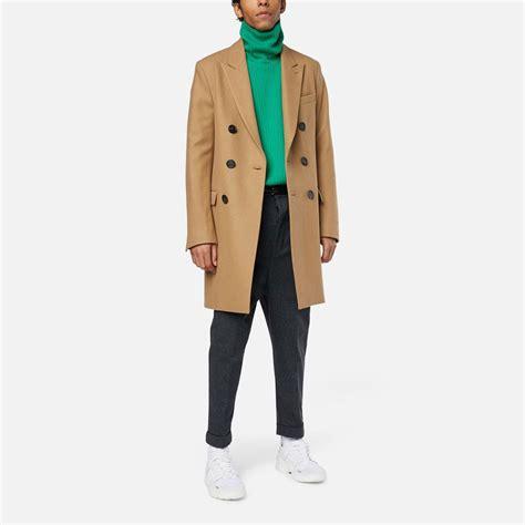6 fashion insider brands for best overcoat hommes
