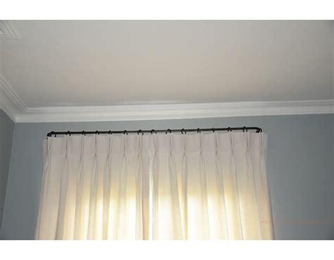 tringle 224 rideaux luberon petit mod 232 le sur mesure en fer forg 233 rod tringle a rideaux