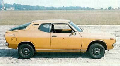 Datsun Models By Year by Datsun Cherry Fii Coupe