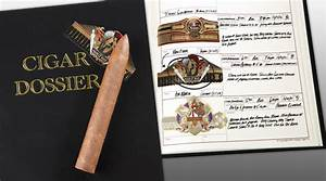 creating a cigar dossier cigars international cigar 101 With cigar dossier template