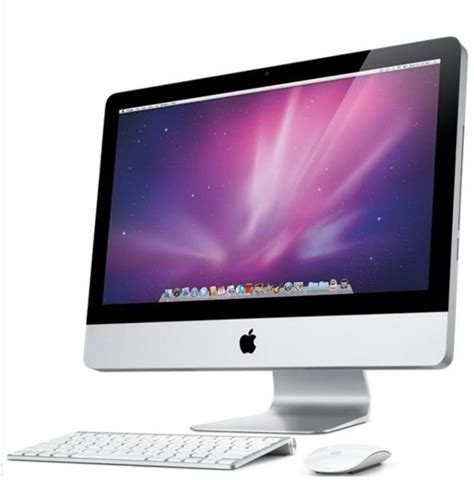 ordinateur apple de bureau ordinateur de bureau apple imac mc511f a