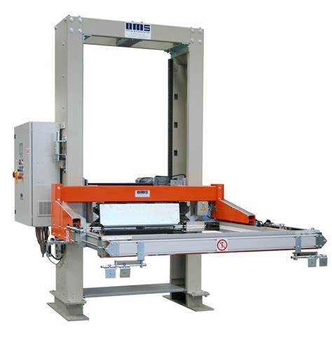 join oms  interpack gordian strapping
