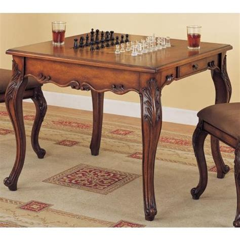 chess table chess set