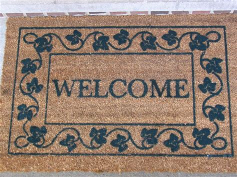 Definition Of Doormat by Welcome Mat Wiktionary