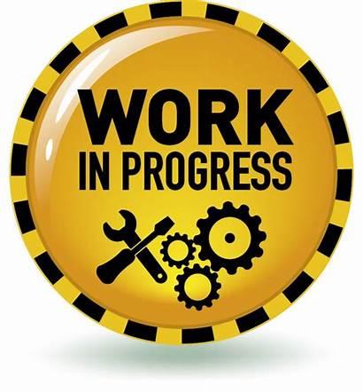 Progress Working Clipart Transparent Gefran Process Yellow