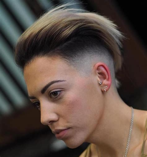 20 cute shaved hairstyles for women new do cabello