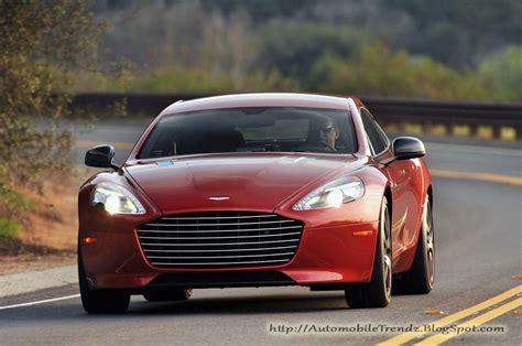 Aston Martin Rapide S Wallpaper by Automobile Trendz 2014 Aston Martin Rapide S Wallpaper