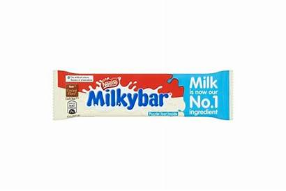 Chocolate Milkybar Spar 25g Bar