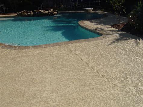 custom pool deck builders pool deck design