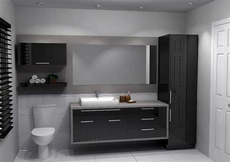 cuisine et bains magazine idée décoration salle de bain armoire salle de bain