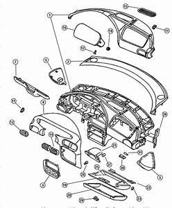 Dodge Ram 1500 Door  Outer  Glove Box  Trim    O0  Color   -k5