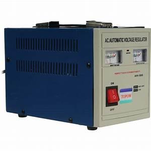 TOPOW TOPOW AVR1500 Step-Down Transformer (1500W) AVR1500 B&H