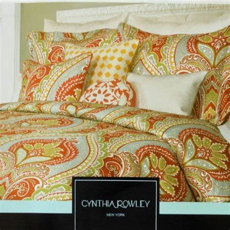 Cynthia Rowley Paisley Bedding by 1000 Images About Paisley Pattern Prints On