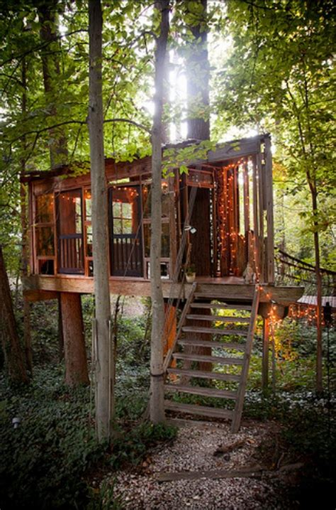 peter bahouths treehouses home design garden architecture blog magazine