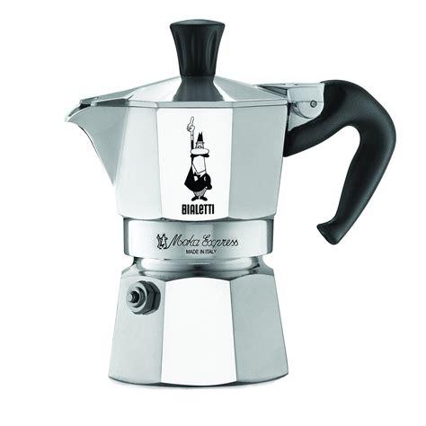 Black+decker coffeemaker, 1, black/stainless steel. Amazon.com: Bialetti 6857 Moka Express 1-Cup Stovetop Espresso Maker: Stovetop Espresso Pots ...