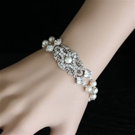 ideas  wedding bracelet  pinterest