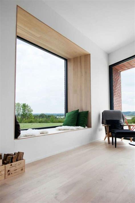 Sitzbank Am Fenster by Wohnideen Wohnzimmer Fensterbank Sitzbank Gemuetlich