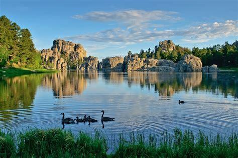 custer state park  kids south dakota
