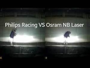 Philips Racing Vision H7 : ar wki philips racing vision vs osram nb laser youtube ~ Jslefanu.com Haus und Dekorationen