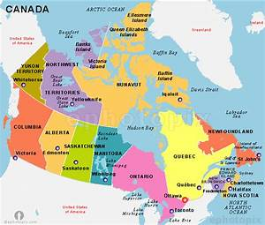 Mapping Out Canada