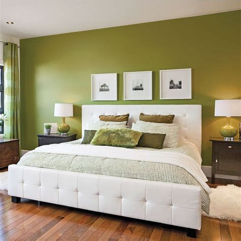 Et Decoration Chambre Les 25 Meilleures Id 233 Es De La Cat 233 Gorie Chambres Vert