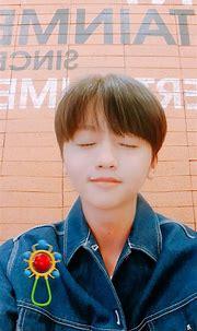Pin de Jeong Jaehyun em SF9