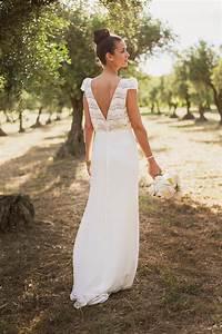 Robe De Mariage Champetre : mariage d 39 audrey et antoine dans le d partement de l 39 h rault blog mariage ~ Preciouscoupons.com Idées de Décoration
