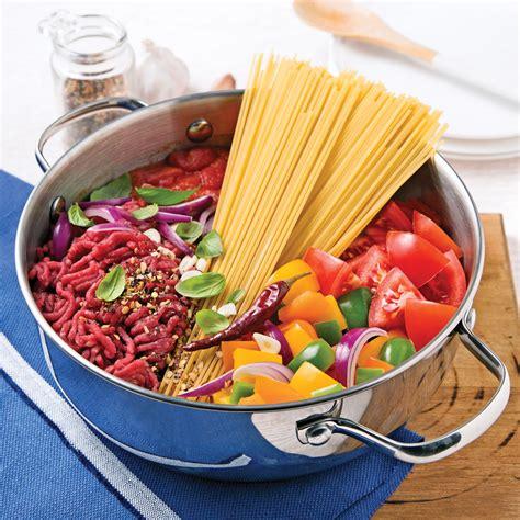 comment cuisiner le boeuf spaghettis au boeuf haché sauce tomate recettes