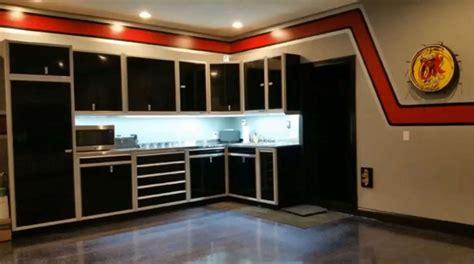 Garage Wall & Storage Corner Cabinets Moduline