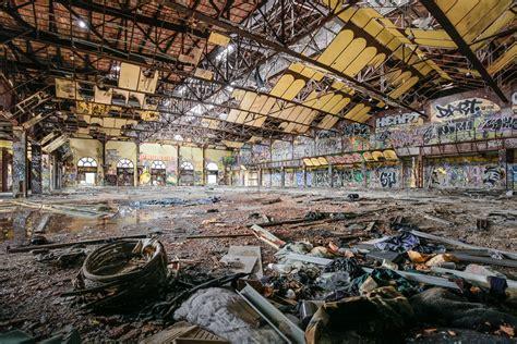 ellis photographs abandoned places   york