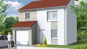 modele themis une maison simple elegante et tres With construire ou acheter une maison