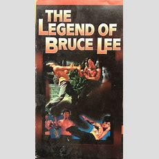 The Legend Of Bruce Lee (vhs, 2001, Martial Arts Theater) 601643928234 Ebay
