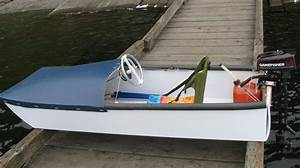 Coroplast Speed Boat By Mr  Elkins       Elkinsdiy Com