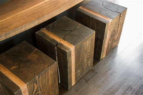 budget bar stools how to turn a tree into a wooden stool how tos diy