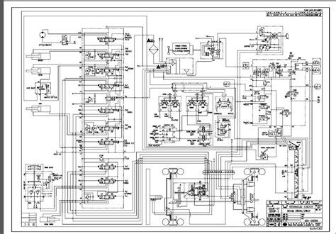 daios doosan hidraulic  circuit diagrams