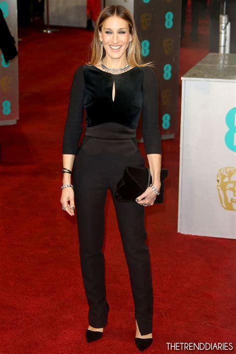 Sarah Jessica Parker at The 2013 EE British Academy Film ...
