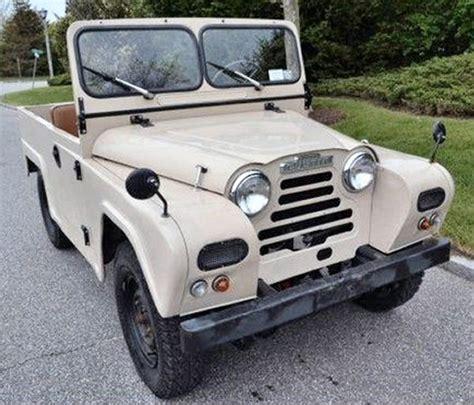 jeep gypsy 1962 austin gypsy jeep