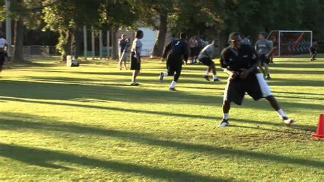 Coastal Carolina Football Workout - YouTube
